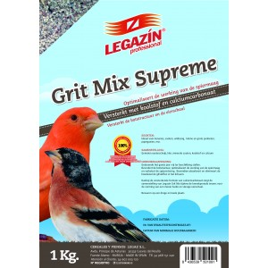 Legazin Grit Mix Supreme