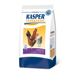 Kasper Multimix voor kippen 4 kg