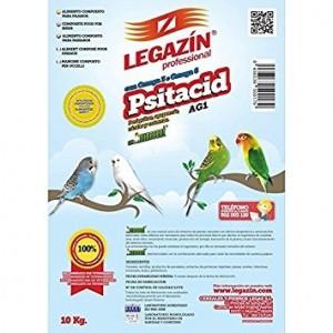 Legazin Psitacid AG1