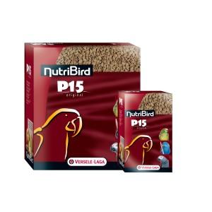 Nutribird P15 Original voor papegaaien