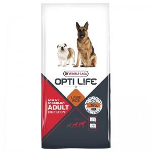 Versele Laga Opti-life Maxi-Medium Adult Lam+Rijst