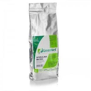 Greenvet Spirulina Micro 500 gram