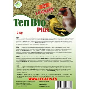 Legazin Ten Bio Plus