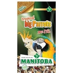 Tropical Big Parrots Manitoba 2 kg