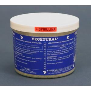 Vegetural met spirulina