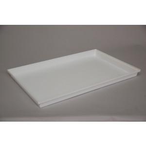 Lade wit (44 x 27,5 cm)