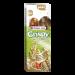 Crispy Sticks popcorn en noten
